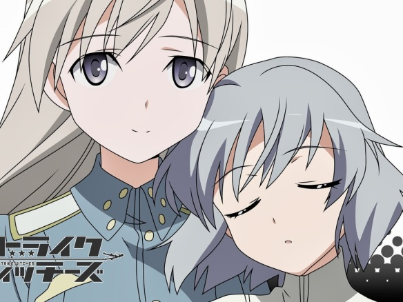 sanya eila strike witches