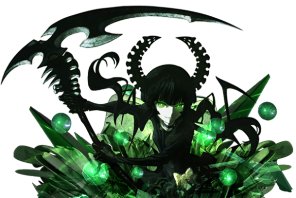 dead master black rock shooter yomi
