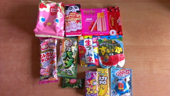 japanese candy