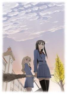 sasameki koto yuri manga cover