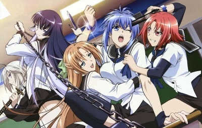 kampfer anime characters