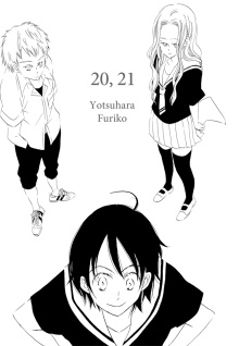 20 21 yuri one-shot doujinshi
