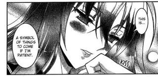 chikane zettai seiiki shoujo amnesian manga