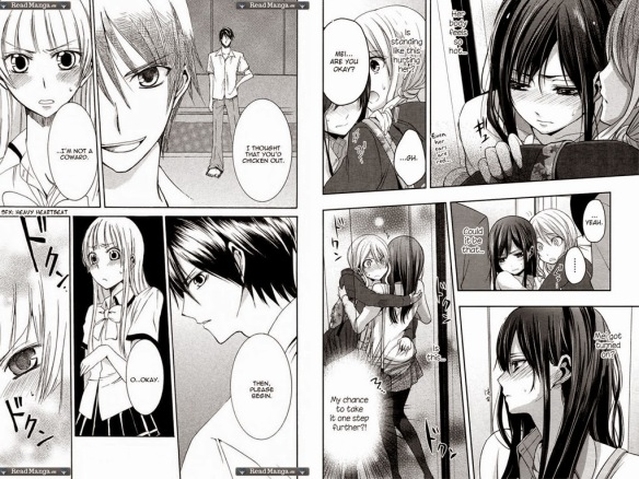 saburouta manga comparison