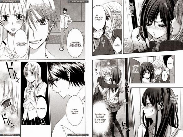 saburouta manga comparison