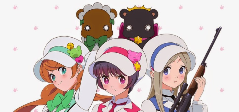 Image result for yurikuma arashi