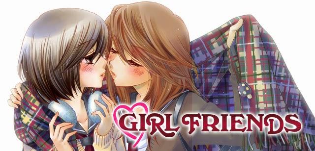 girl friends yuri manga milk morinaga