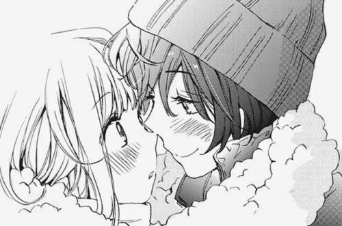 kase-san yuri manga