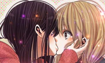citrus yuri manga kiss