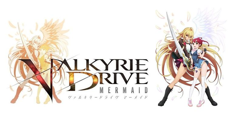 valkyrie drive mermaid anime