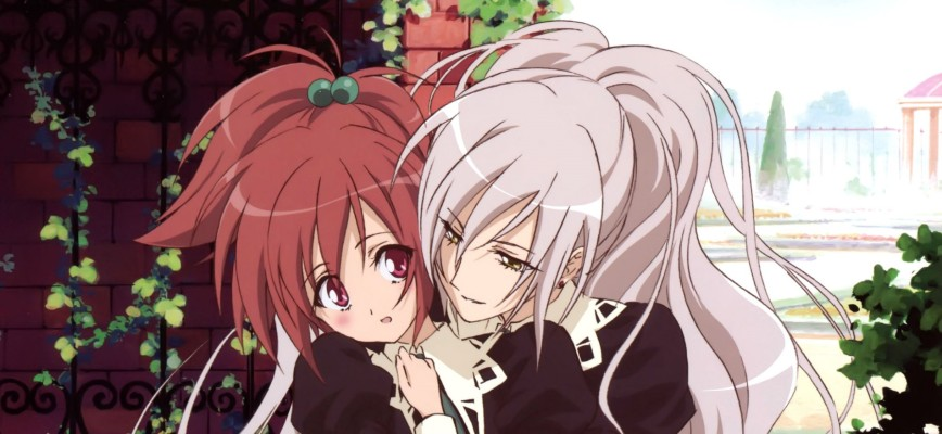 strawberry panic anime nagisa shizuma