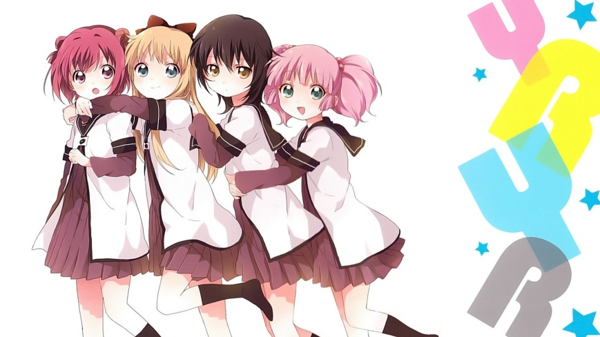 yuru yuri anime