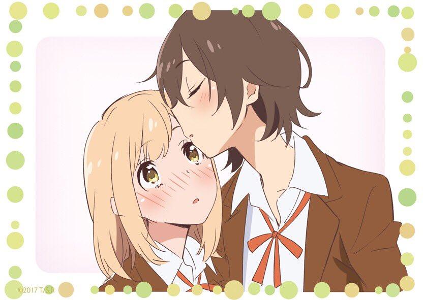 Yamada and Kase-san PV Image