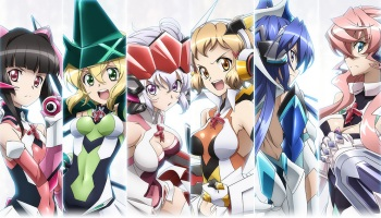 Anime Review Senki Zesshou Symphogear G
