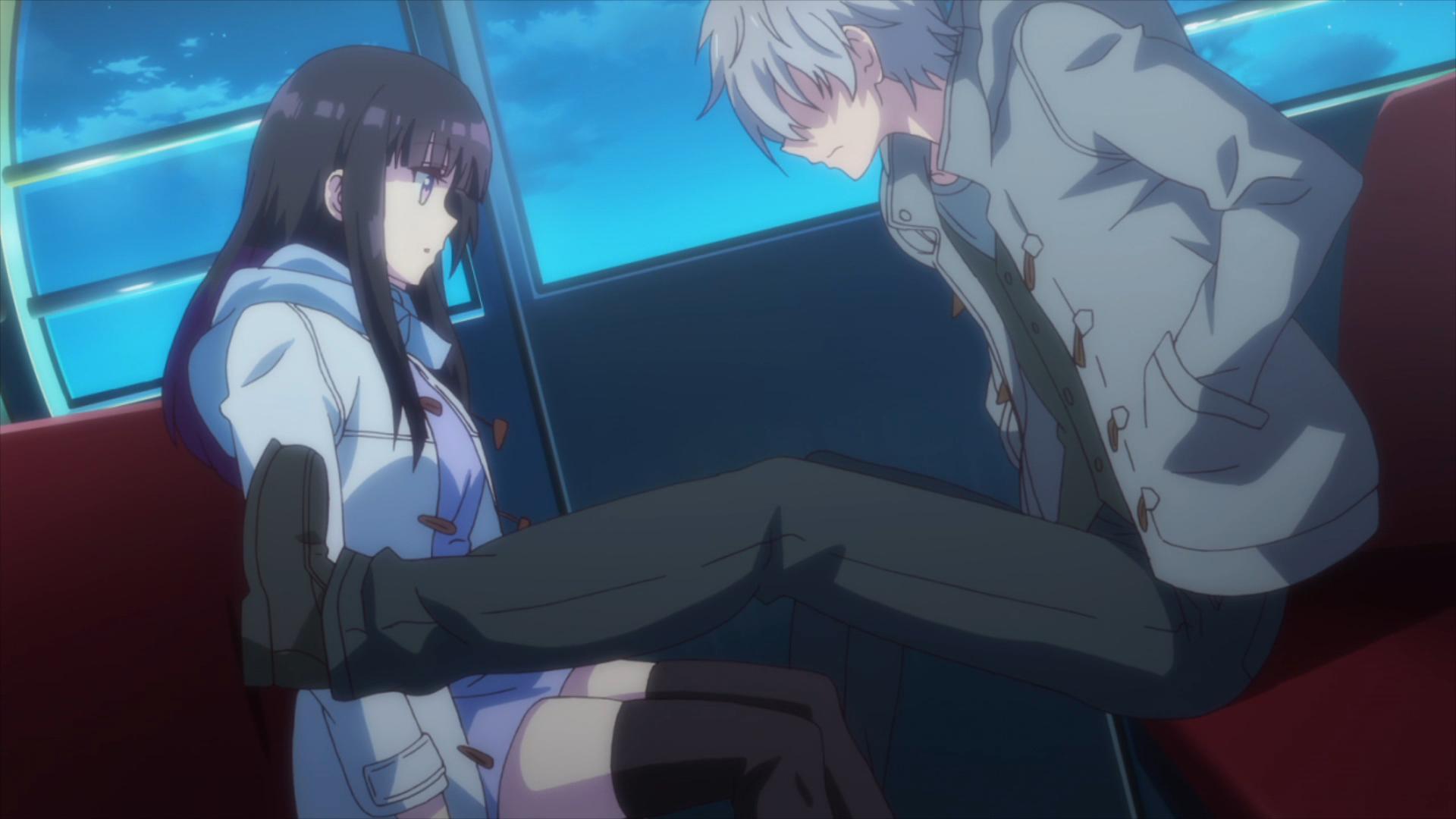 Anime hentai giant dick