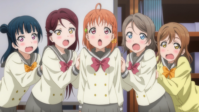 love live sunshine season 2