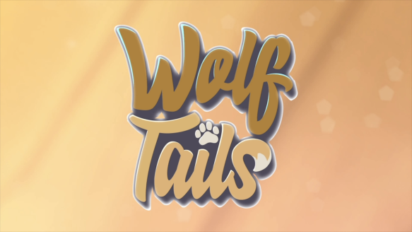 wolf tails yuri visual novel