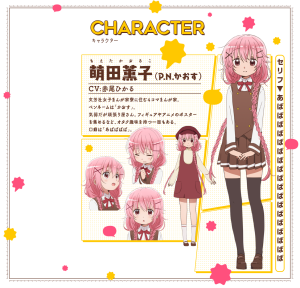 comic girls chaos