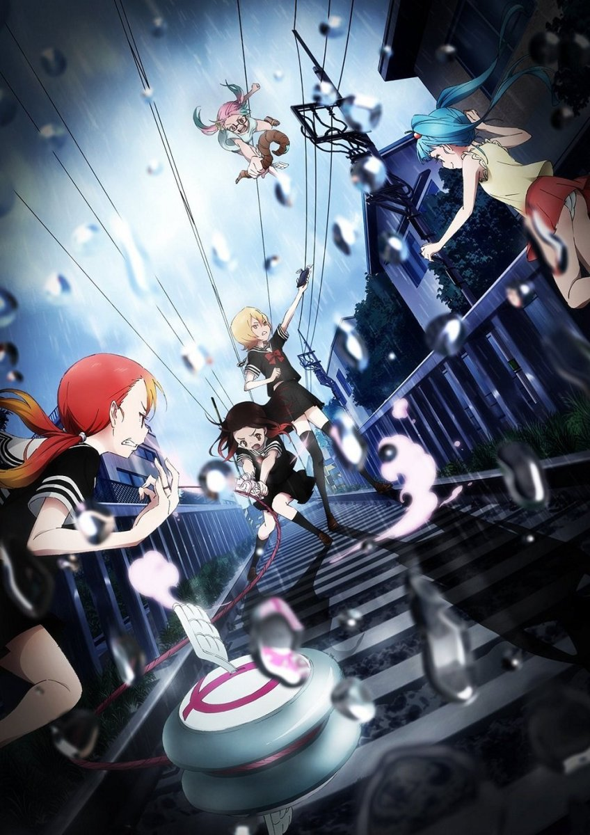 Anime Review: Mahou Shoujo Site