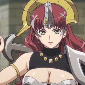 queen's blade claudette