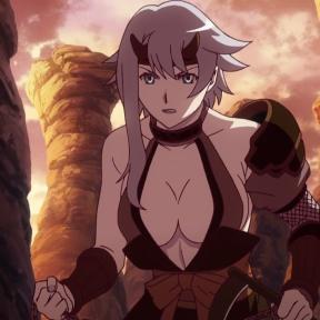 queen's blade shizuka
