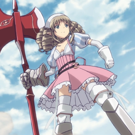 queen's blade ymir