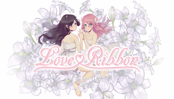 love ribbon yuri visual novel