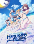harukana receive anime