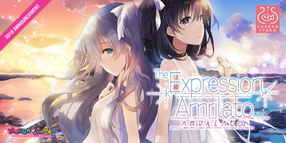 kotonoha amrilato the expression amrilato yuri visual novel