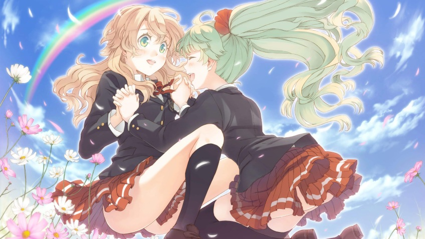 sisterly bliss yuri visual novel tsui yuri