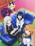 tonari no kyuuketsuki-san anime