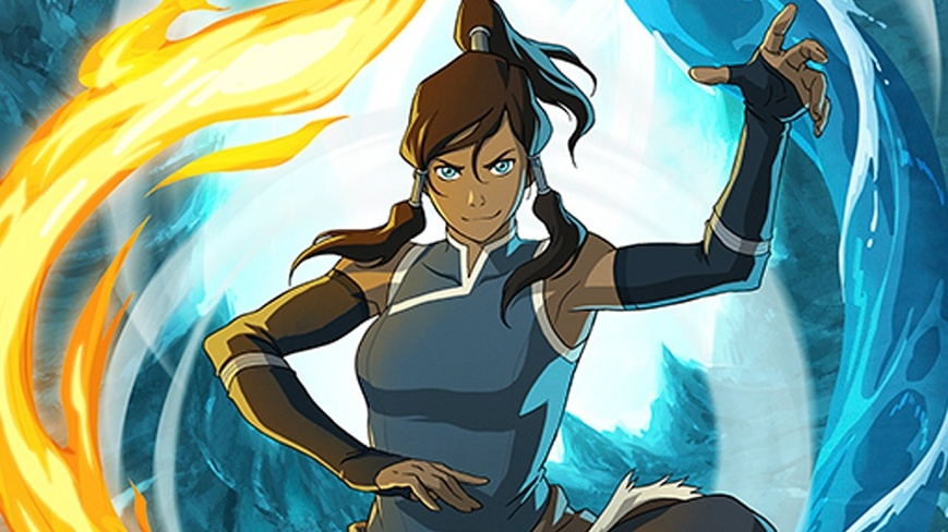 korra the legend of korra