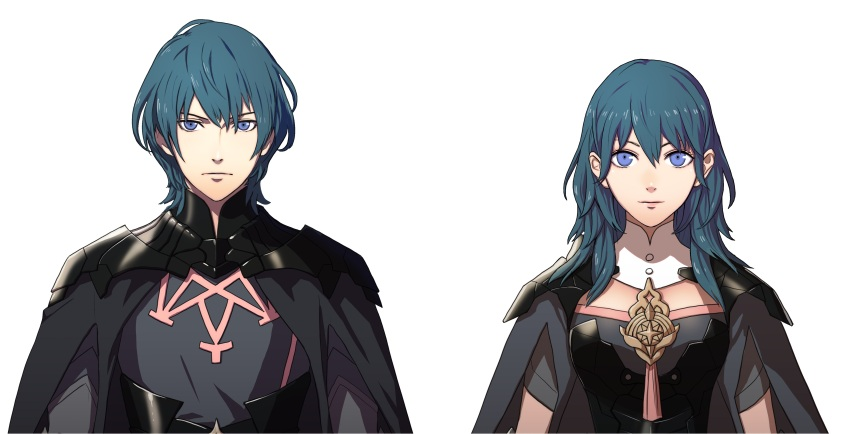 fire emblem three houses byleth male female