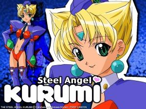 steel angel kurumi karinka